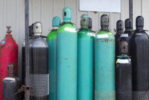 Sécurité parc à gaz