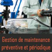 TPM et maintenance préventive sur tablette