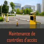 Access control maintenance