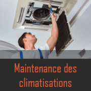 Application Maintenance climatisation