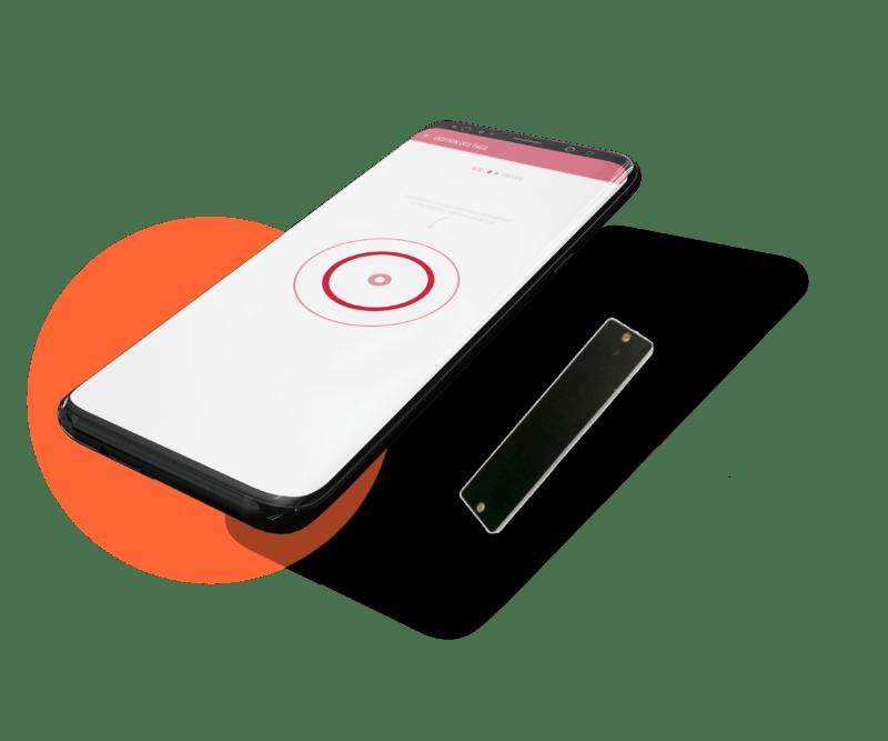 Application personnalisée sur android dans le secteur de l'industrie