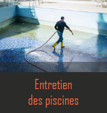 Application entretien piscines