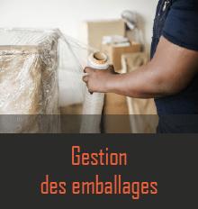 Application gestion traçabilité emballages