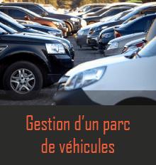 Gestion d'un parc de véhicule
