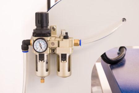 compteur pneumatique machine contrôle pression