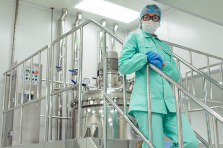Stérilisation industrielle