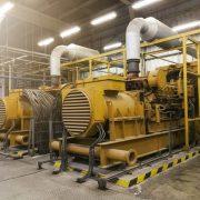 Planning de maintenance des groupes électrogènes.