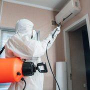 nettoyage et désinfection de tous vos équipements
